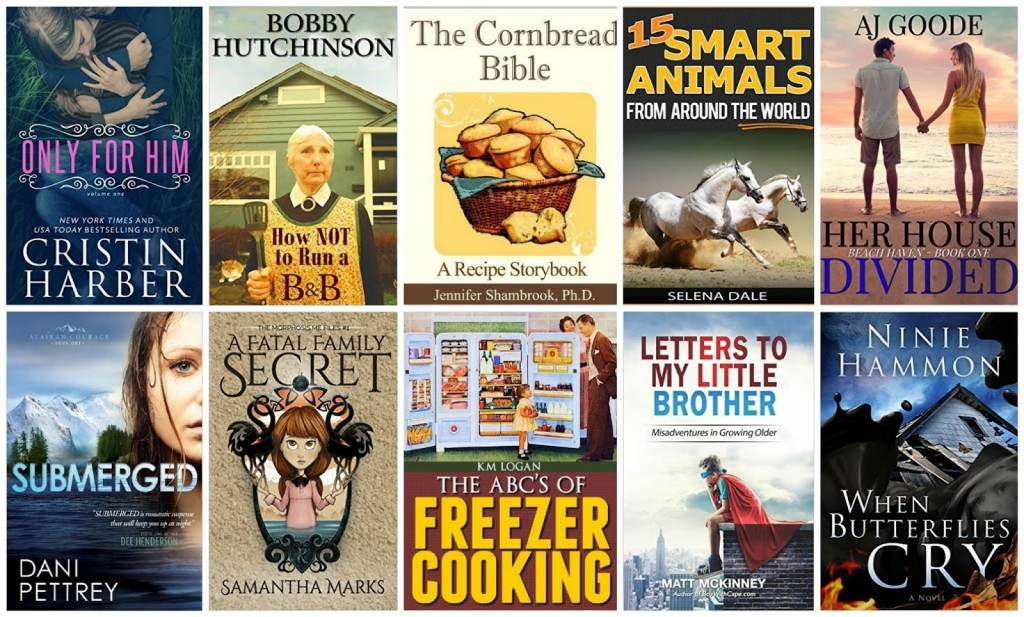 10 Free Kindle Books 12-28-15
