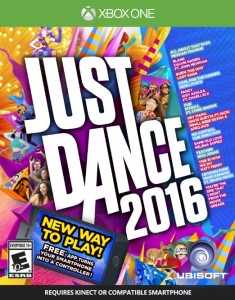 just dance 2016 gift idea