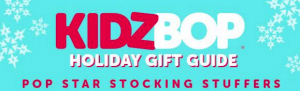 kidz bop holiday gifts