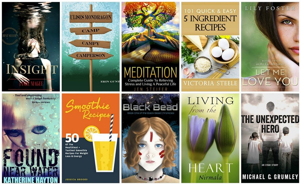 10 Free Kindle Books 1-18-16