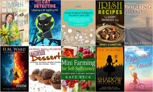 10 Free kindle books 1-23-16