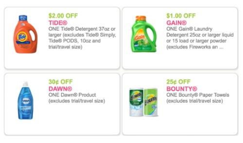photo relating to Printable Dawn Coupons identified as Clean Home Printable Discount codes Tide, Charmin, Downy +