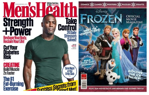 mens health frozen