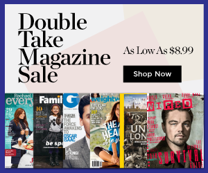 2 year magazine subscription sale