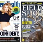 Thumbnail image for Women's and Men's Health Magazine Subscription Deals
