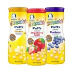 Thumbnail image for Gerber Graduates Puffs Cereal Snacks for $1.62 Each Shipped