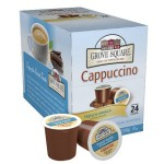 Thumbnail image for Grove Square French Vanilla Cappuccino K-Cups for $0.28 Each Shipped
