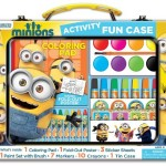 Thumbnail image for Minions Art and Activity Tin for $8.49