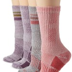 Thumbnail image for Carhartt Women's 4-Pack Boot Socks for $15.99