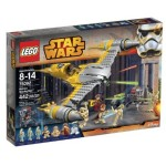 Thumbnail image for LEGO Star Wars Naboo Starfighter Kit for $44.50 Shipped