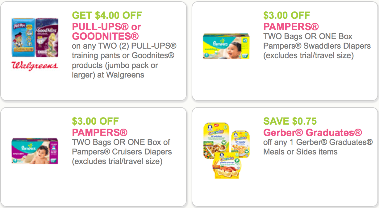 image relating to Gerber Printable Coupons referred to as Fresh new Boy or girl Diaper Printable Coupon codes Pampers, Huggies