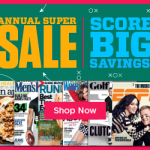 Thumbnail image for Discount Mags Super Sale | Prices Start at 41 Cents per Issue