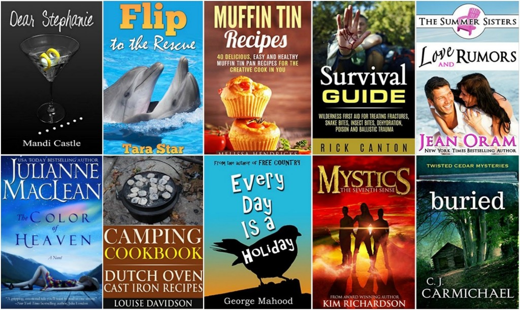 10 free kindle books 306016