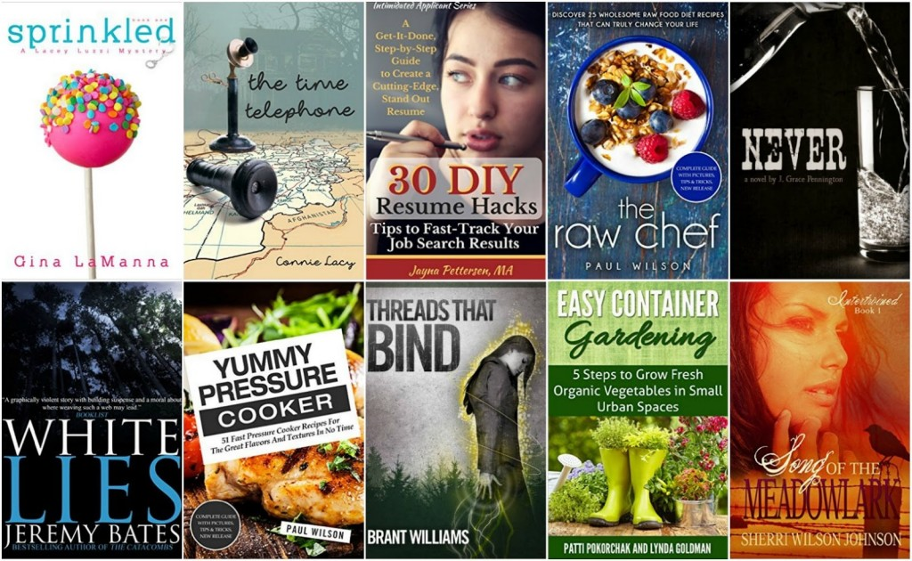 10 Free Kindle Books 4-29-16
