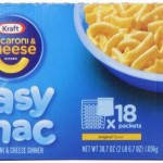Thumbnail image for Kraft Easy Mac Original Mac & Cheese for $0.28 Each Shipped