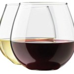 Thumbnail image for Set of 4 Stemless Wine Glasses for $15.99
