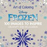 Thumbnail image for Disney Frozen Relaxation Coloring Book for $9.44