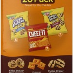 Thumbnail image for Keebler Cookie & Cheez-It Snack Pouches for $0.22 Each Shipped
