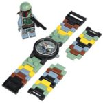 Thumbnail image for LEGO Kids Star Wars Boba Fett Watch for $14.98