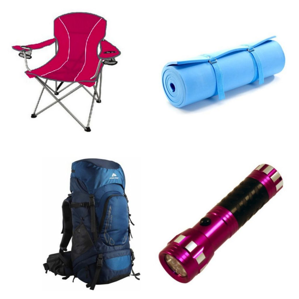 camping must haves for less