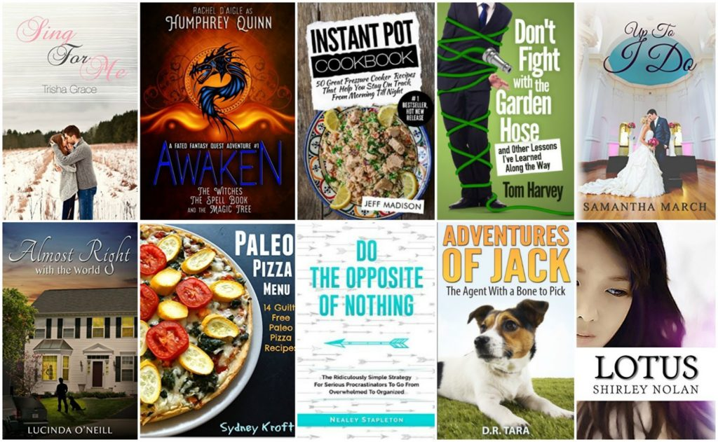 10 Free Kindle Books 7-28-16