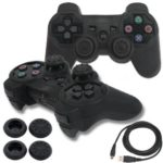 Thumbnail image for BlueLoong Play Station 3 Wireless Controller 2 Pack for $19.99