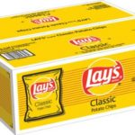 Thumbnail image for Lays Classic Potato Chips for $0.22 Per Bag Shipped