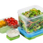 Thumbnail image for Rubbermaid Lunch Blox Salad Kit for $8.29