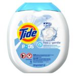 Thumbnail image for Tide HE Turbo Free & Gentle Pods for $0.17 Each Shipped