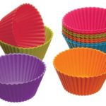 Thumbnail image for Set of 12 Silicone Muffin Cups for $2.74 Shipped