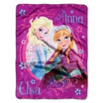 Thumbnail image for Disney Frozen Loving Sisters Micro Throw for $10.99