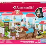 Thumbnail image for American Girl Mega Bloks Nicki's Horse Stable Set for $23.99