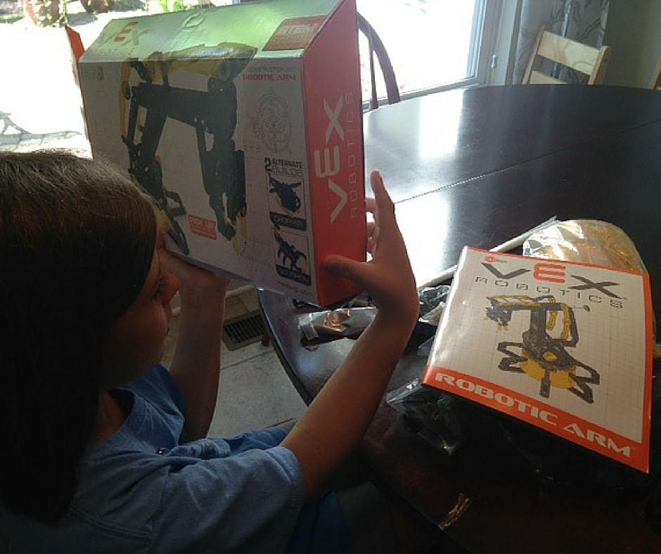 Hexbug VEX® Robotics Robotic Arm Review