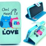 Thumbnail image for Retro Owl Leather Wallet iPhone 4/4S Case for $7.99