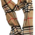 Thumbnail image for Plaid Check Fall Scarf for $5.81 Shipped