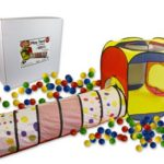 Thumbnail image for Play Tent with Tunnel & 100 Balls for $34.99