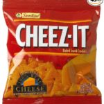Thumbnail image for Cheez-It Grab 'N Go Snack Bags for $0.30 Each Shipped