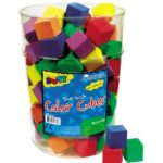 Thumbnail image for Learning Resources Soft Color Cubes Set for $13.49