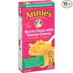 Thumbnail image for Annie's Bunny Pasta Macaroni & Cheese for $0.63 Per Box Shipped