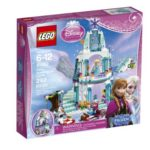 Thumbnail image for LEGO Disney Princess Elsa's Sparkling Ice Castle Set for $31.99