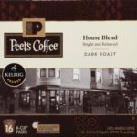 Thumbnail image for Peets Coffee & Tea House Blend K-Cups for $0.38 Each Shipped