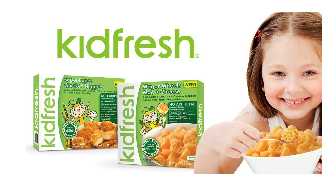 kidfresh meals at walmart