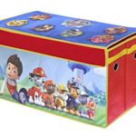 Thumbnail image for Paw Patrol Collapsible Storage Trunk for $11.99