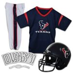 Thumbnail image for NFL Houston Texans Deluxe Youth Uniform Set for $29.99