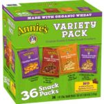 Thumbnail image for Annie's Cheddar Bunnies & Grahams Pouches for $0.35 Each Shipped