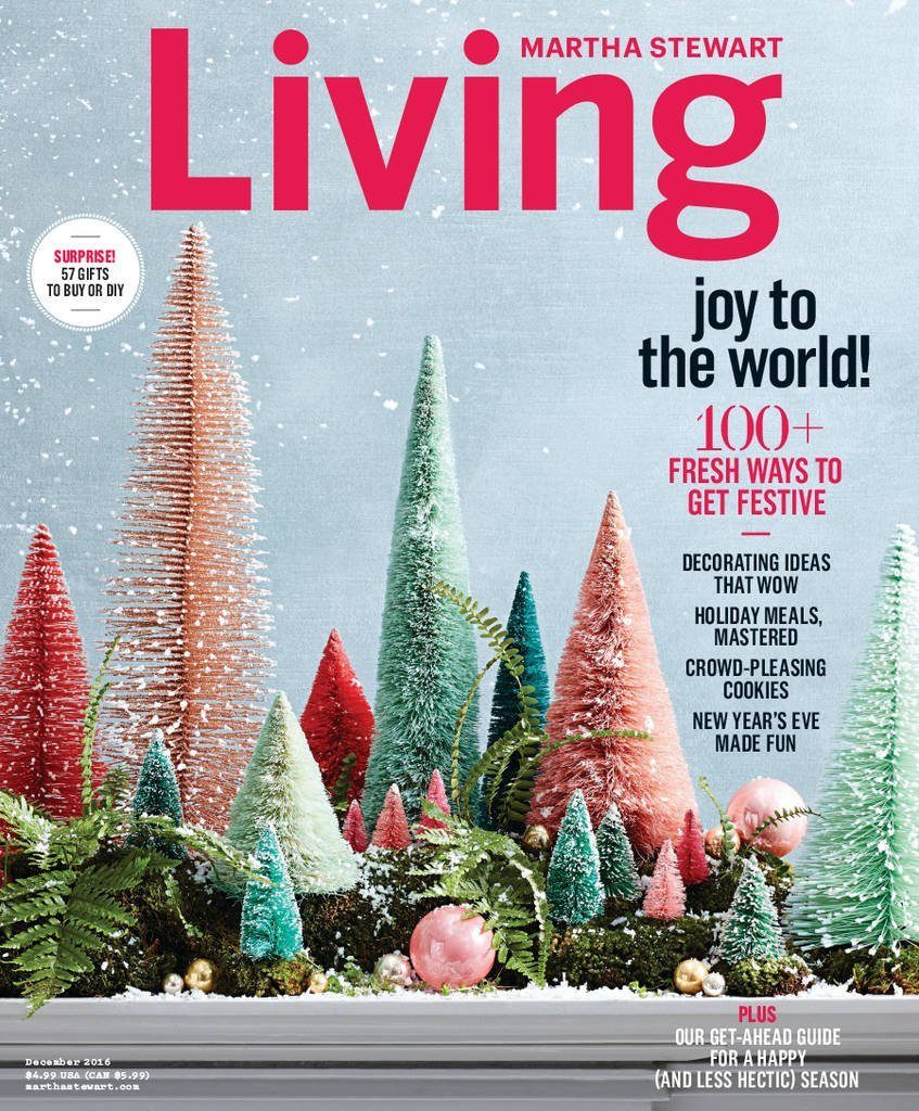 martha stewart living magazine deal