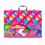 Thumbnail image for Crayola Trolls Scrapbook Kit for $12.99