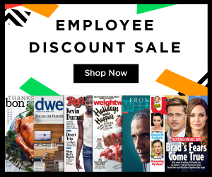 magazine subscription deals
