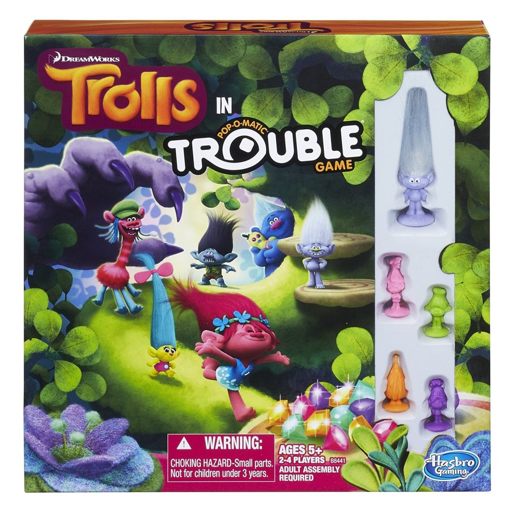 trolls trouble game