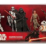 Thumbnail image for Star Wars The Force Awakens 6 Piece Figure Set for $18.99